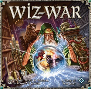 Wiz-war - fonte: boardgamegeek