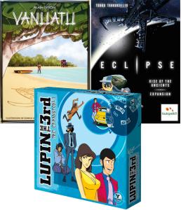 Vanuatu, Lupin ed Eclipse: le nuove espansioni