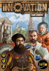 Innovation 2nd Ed. - fonte: boardgamegeek
