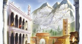 Die Paläste von Carrara – Recensione del gioco e della prima espansione