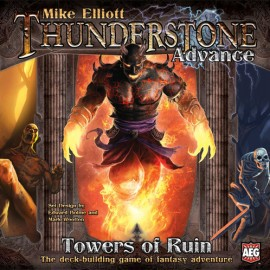 Thunderstone Advance: lo stato dell'arte del Deck-Building alla Dominion