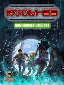 Room 25 - fonte: boardgamegeek