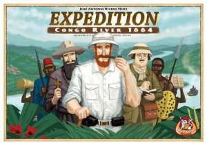Expedition: Congo River 1884 - fonte: boardgamegeek