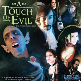 A Touch of Evil - fonte: bgg