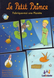 The Little Prince: Make me a Planet - fonte: boardgamegeek