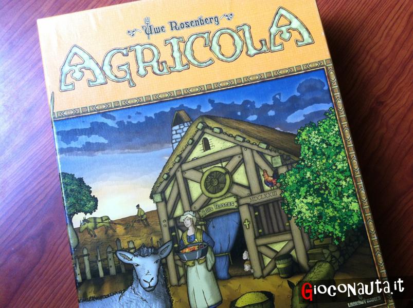Anche i niubbi giocano… ad Agricola