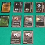 Level 7 - Carte oggetto e abilità