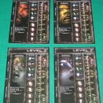 Level 7 - Schede personaggio