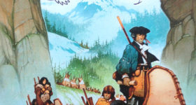 On The Board #12: Lewis & Clark