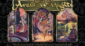 On The Board #17: Tales of the Arabian Nights