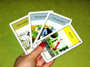 CV - Mano iniziale di carte