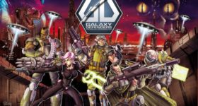 On The Board #14: Galaxy Defenders