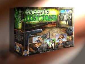 Secrets of the lost Tomb: un nuovo cooperativo a scenari