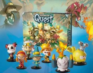 Krosmaster Quest - fonte: catalogo Ghenos