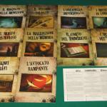 Sherlock Holmes - 10 fascicoli e giornali