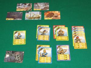 Seven Seas - Altro esempio di gioco