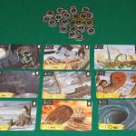 Seven Seas - Carte impresa