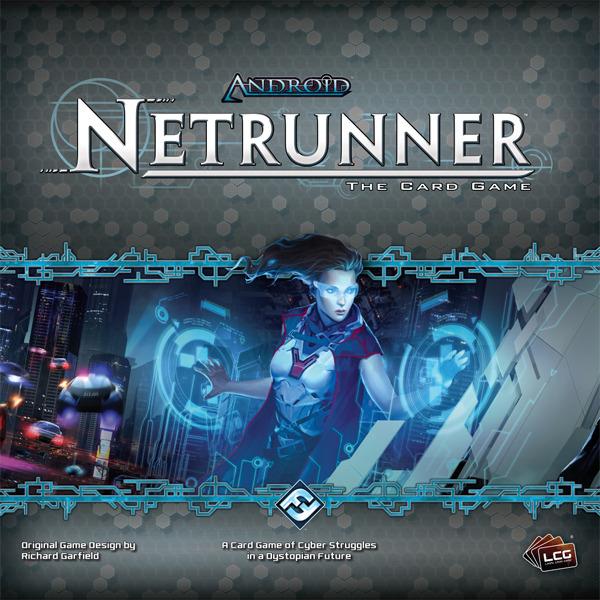 Netrunner Runner Deck Building