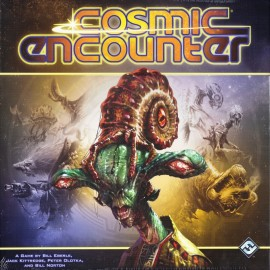 On the Board #38: Cosmic Encounter