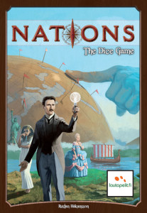 Nations The Dice Games - fonte: bgg