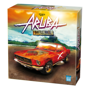Aruba Battle Race - fonte: bgg