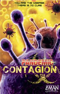 Pandemic: Contagion - fonte: bgg