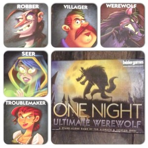 one night ultimate werewolf - fonte: bgg