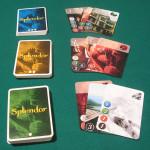 Spendor - Carte sviluppo