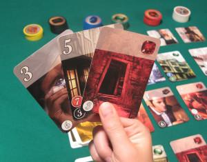 Spendor - Dettaglio carte