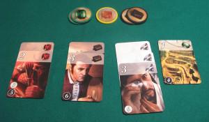 Spendor - Turno di gioco