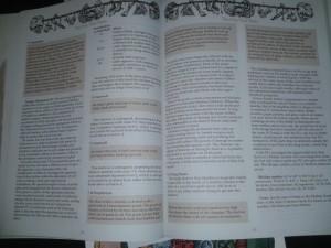 Il manuale brossurato di Return to the Tomb of Horrors ha più di 160 pagine colme di informazioni preziose