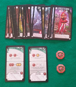 Cappuccetto Rosso - Elementi di gioco