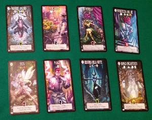 Dark Tales - Dettaglio carte 1