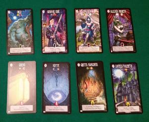 Dark Tales - Dettaglio carte 2