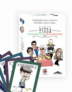 Pizza, Spaghetti e Mandolino - fonte: sito cosaplayou