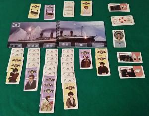 Sos Titanic - Esempio di gioco