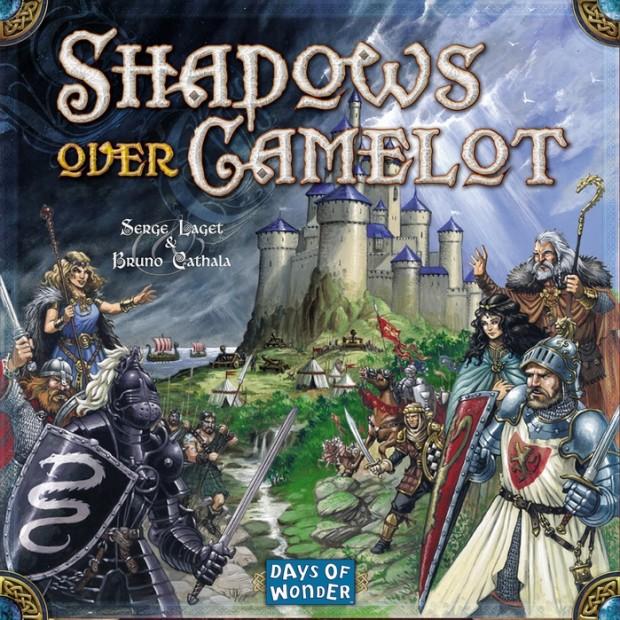 On the Board #73: Shadows over Camelot - Gioconauta
