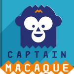 Logo Captain Macaque - fonte: sito dell'editore