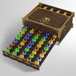 Potion Explosion - Dispenser - fonte: bgg