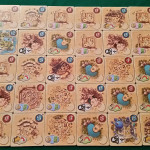 Five Tribes - Tessere