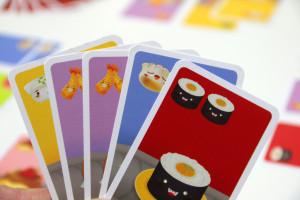 Sushi Go - Carte - fonte: bgg