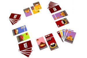Sushi Go - Esempio di gioco - fonte: bgg