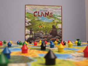 Game design e realtà - Clans