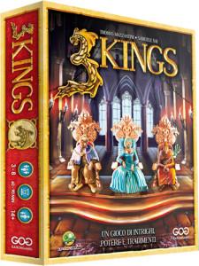 3 Kings - Scatola