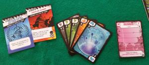 Pandemia: contagio - Dettaglio carte