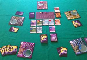 Pandemia: contagio - Esempio di gioco
