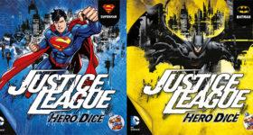 Justice League Hero Dice (Batman e Superman) – Recensione