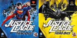 Justice League Hero Dice - fonte: bgg