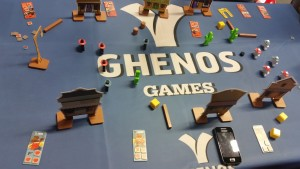 Ghenos - Flick'em Up!