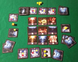 Tesseract - Esempio di gioco